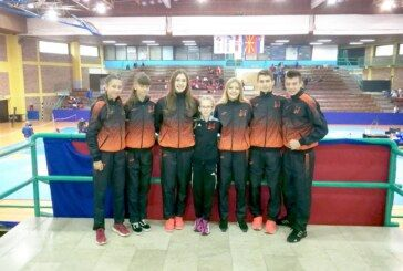 Bjelovarski foksići osvojili tri zlatne medalje na Kondor Openu 2018.