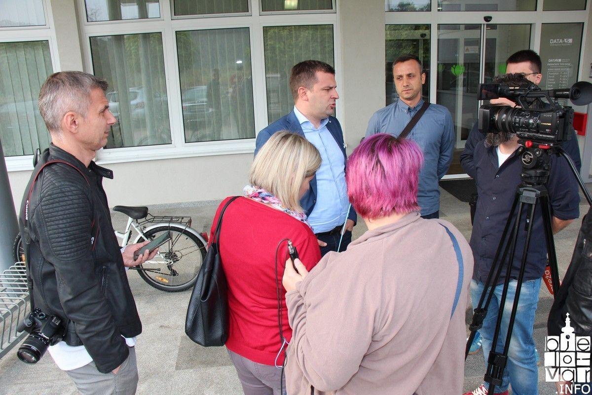 Gradonačelnik najavio poništenje natječaja za izgradnju Gradskog stadiona