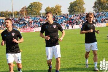 NK Bjelovar obilježio rođendan Kluba utakmicom s Vatrenima