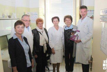 Klub žena Bjelovar poklonio aparat protiv boli Odjelu ortopedije OB Bjelovar