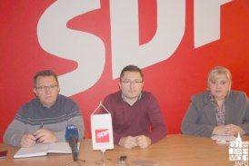 Jaić i njegova kolegica Posavac otvoreno kritiziraju trenutno stanje bjelovarskog kraja kao i njegovu prometnu izoliranost