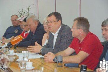 Župan Bajs potpisao ugovore za rad braniteljskih udruga: Dosad najveća financijska potpora Županije
