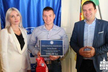 Obilježen Dan Veleučilišta u Bjelovaru uz dodjelu Dekanove nagrade najboljim studentima