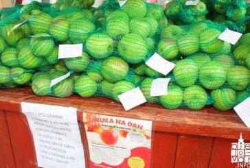 Poruka Hrvatske voćarske zajednice: Kupujte domaće jabuke po 3 kune, a ne Španjolsku po 9,99 za kilogram