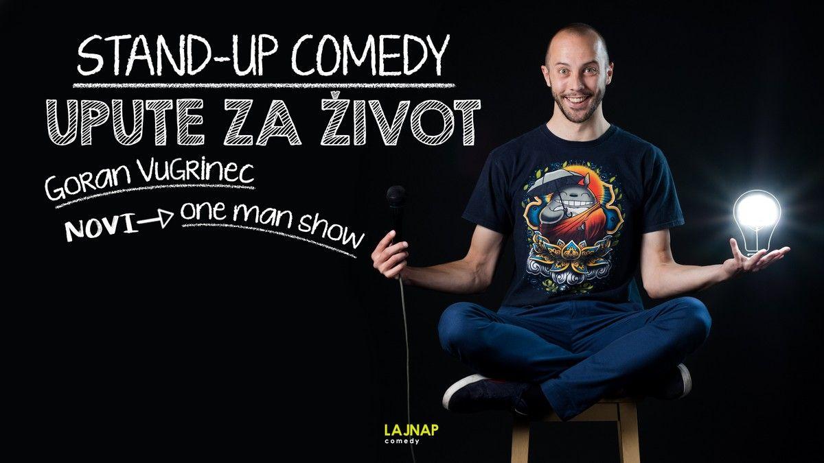 STAND-UP COMEDY U BJELOVARU: Čeka vas dva sata smijeha i odlične zabave!