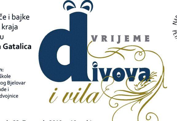 Vrijeme divova i vila: Studijski odjel bjelovarske Knjižnice