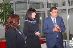 Ministrica Blaženka Divjak posjetila Bjelovarsko-bilogorsku županiju: 180 milijuna kuna se ulaže u školstvo i obrazovanje