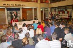 Dan sjećanja na žrtve Vukovara i Škabrnje obilježen u IV. Osnovnoj školi Bjelovar