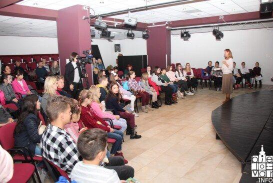 Dejan Savanović iz Dežanovca i Maja Bašljan iz Palešnika predstavljat će Bjelovarsko-bilogorsku županiju na 6. Nacionalnom natjecanju u čitanju naglas
