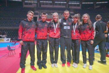 Super rezultati za bjelovarske Foksiće na Svjetskom turniru u Beogradu