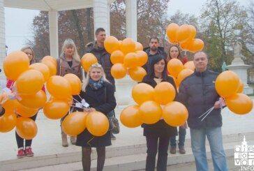 Gradska organizacija HSLS-a Bjelovar šalje poruku protiv nasilja nad ženama, ali i svakog drugog nasilja