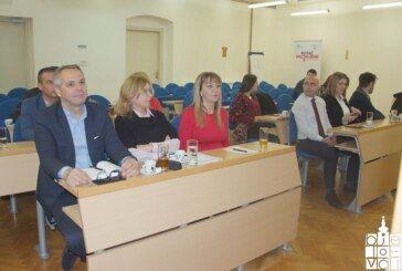 Vijećnici Makedonije posjetili Grad Bjelovar