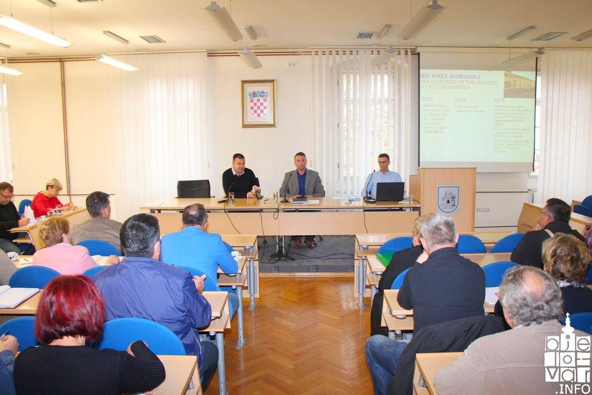 Grad Bjelovar održao godišnji sastanak  predsjednicima bjelovarskih mjesnih odbora: Ulaganje u sve mjesne odbore je ulaganje u Grad Bjelovar