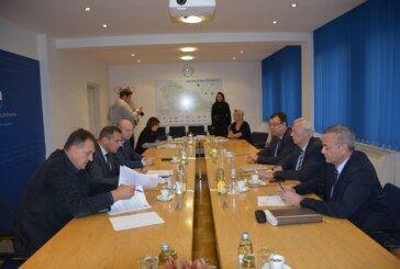Župani Bajs, Posavec, Čačić, Kolar i Koren na sastanku u Međimurskoj županiji o korištenju europskih sredstava