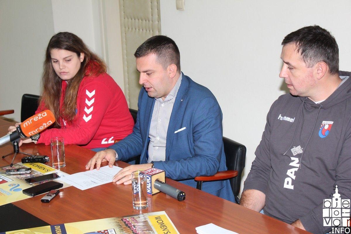 DOĐITE I PODRŽITE NAŠE RUKOMETAŠICE: Bjelovarske rukometašice u borbi za treće mjesto Europe protiv Švedskog Kristianstand Handballa