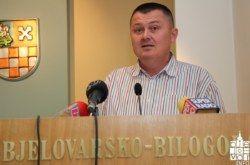 Vijećnik Ivica Vranjić nakon 'ispada' u Županijskoj skupštini poslao priopćenje