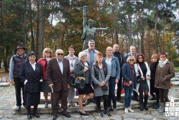 Udruga Pozitiva i Udruga antifašista podružnice Bjelovar obilježila blagdan Svih svetih i Dušni dan