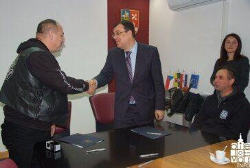 Župan Bajs potpisao ugovore vrijedne 103 tisuće kuna s bjelovarskim udrugama