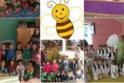DV Pčelica Čazma: folklorne igraonice za djecu vrtićke dobi