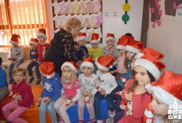 Udruga žena Srce Bilogore darivala djecu vrtića Pinokio i korisnike Pučke kuhinje i Udruge Osit
