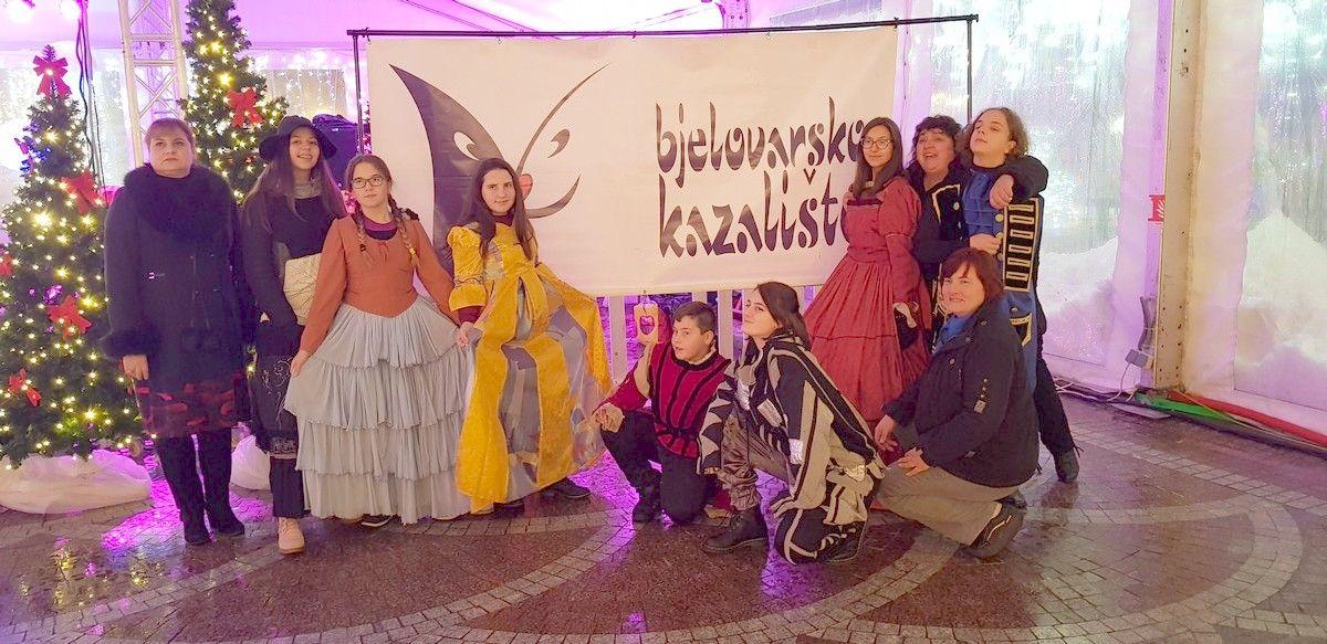 Djeca grada Bjelovara s djecom iz cijele Hrvatske na Adventu u Vukovaru
