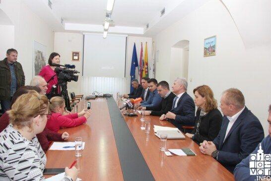 Grad Bjelovar: Aglomeracija projekt vrijedan 200 milijuna kuna pred potpisivanjem ugovora o dodjeli bespovratnih sredstava