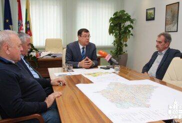 Župan Bajs s predstavnicima gospodarstva o izgradnji brze ceste kao važnog preduvjeta za razvoj županijskog gospodarstva