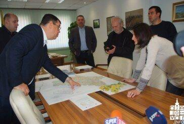 Župan Bajs i saborski zastupnici Bilek i Lacković o početku gradnje brze ceste do Bjelovara