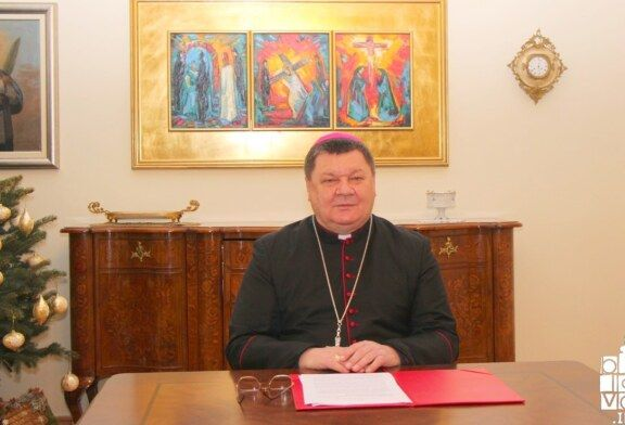 Božićna poruka vjernicima i ljudima dobre volje biskupa bjelovarsko-križevačkog mons. Vjekoslava Huzjaka