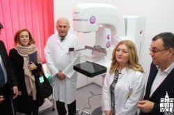 NOVI MAMOGRAF i još 49 novih medicinskih aparata stiglo u Opću bolnicu Bjelovar
