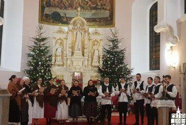 Održan 26. po redu Božićni koncert HORKUD-a Golub u Katedrali sv. Terezije Avilske