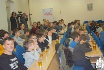 U Bjelovaru je Mjesec borbe protiv ovisnosti obilježen radionicama za učenike o utjecaju nasilnih videoigara