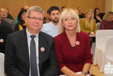 Bojana Hribljan na čelu prve regionalne podružnice Demokrata