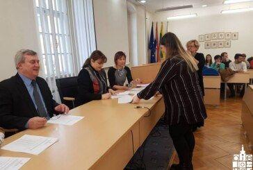 Za 33 studenta Grad Bjelovar osigurao stipendije u akademskoj godini 2018./2019.