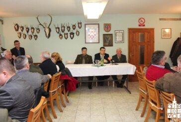 Županija nastavlja s potporama za razvoj lovstva: potpisani ugovori s 43 lovačke udruge