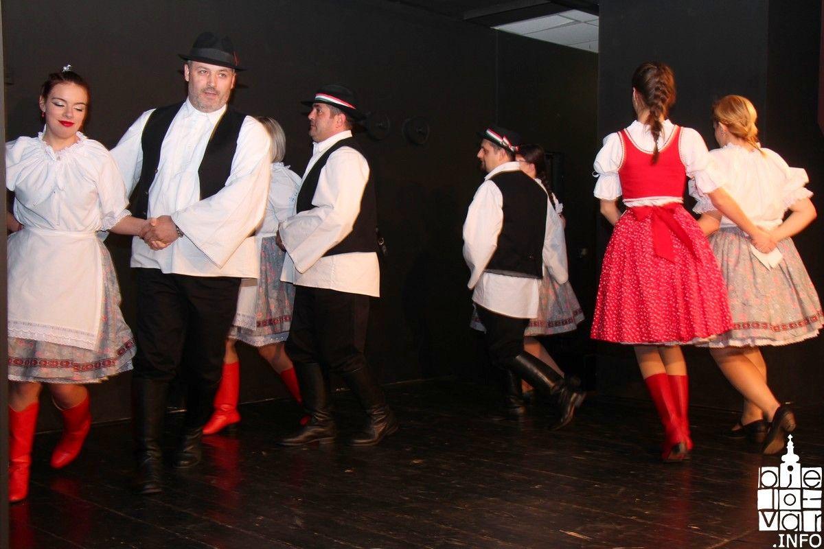 Održana Međunarodna smotra folklora Zajednice Mađara grada Bjelovara