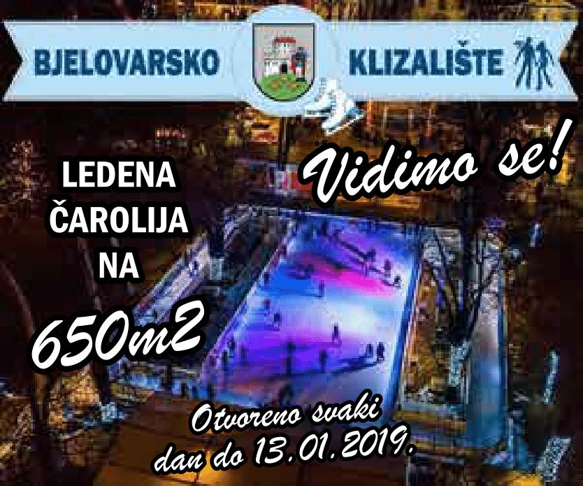 Klizalište 2018-19