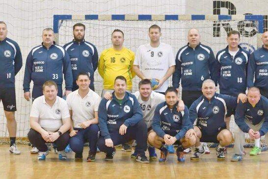 Veterani rukometnog kluba Bjelovar na turniru u Osijeku: Matko Veseli proglašen za najboljeg strijelca turnira