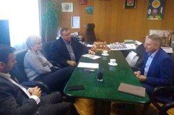 Grad Čazma: Razgovor s državnim tajnikom Velimirom Žuncem