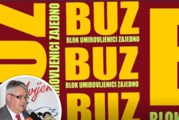 Priopćenje na Odluku Vlade poslali i umirovljenici BUZ-a