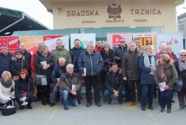"""Koalicija """"Zajedno za Bjelovar"""" istaknula važnost Izbora za mjesne odbore"""