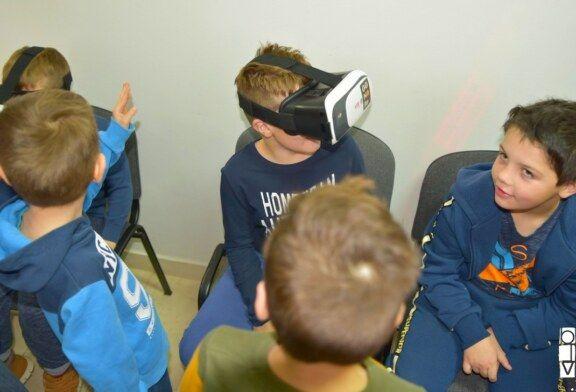 Kako znanost može biti zabavna osvjedočili su se bjelovarski osnovnoškolci koji su na virtualan način učili povijest i matematiku