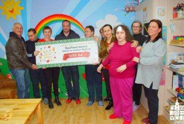 Udruga za autizam Bjelovar dobila donaciju građana u sklopu humanitarne akcije Kauflanda