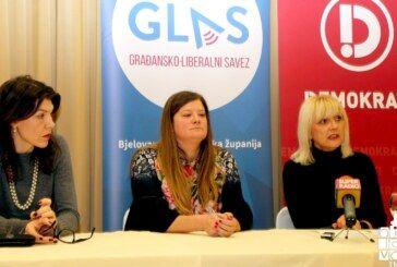 ŠTO ŽENE U POLITICI kažu na Odluku Vlade o pripajanju županije Panonskoj regiji