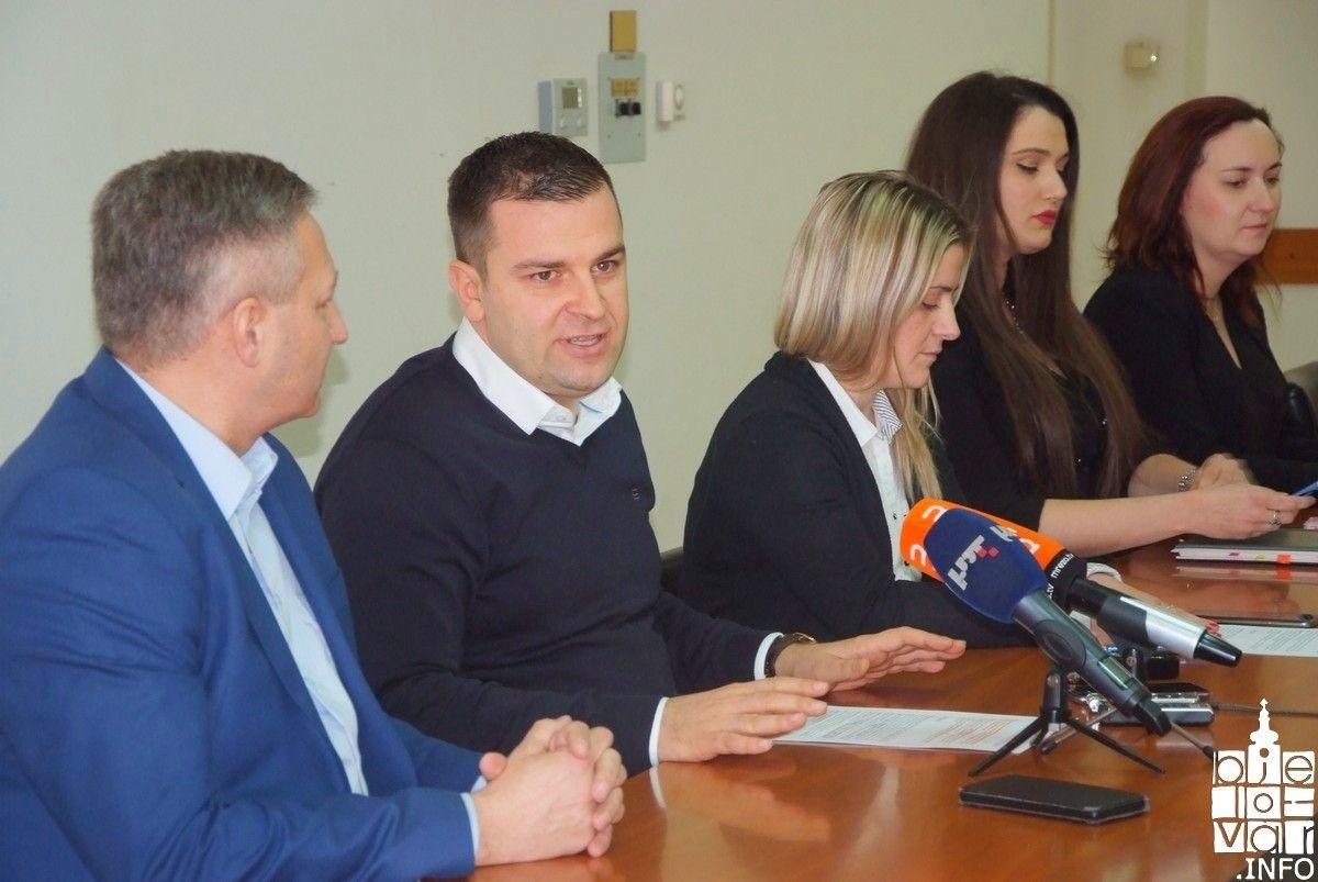 Grad Bjelovar je u 2018. prijavio 68 projekata, a jedan od njih je najveći u Hrvatskoj