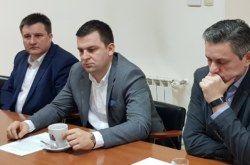 Gradonačelnici i načelnici BBŽ-a s državnim tajnikom Velimirom Žuncem o podjeli prostornih jedinica i kojoj će se regiji priključiti naša županija