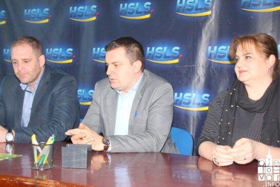 Koalicija HSLS-a i HSS-a poziva građane da izađu na izbore i da glasaju za ljude koji su se pokazali da rade za dobrobit građana