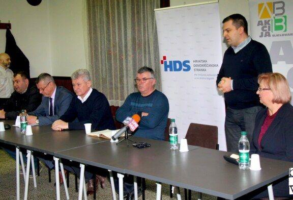 Hrebak mještanima Trojstvenog Markovca: U mom mandatu imat ćete sve asfaltirane ceste i osnovnu komunalnu infrastrukturu