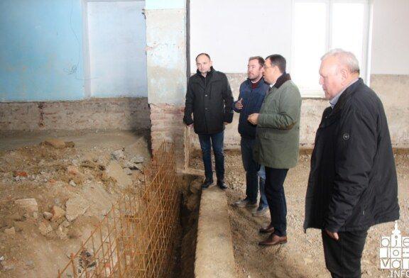 Temeljita obnova područne škole u Severinu: radovi su u punom jeku