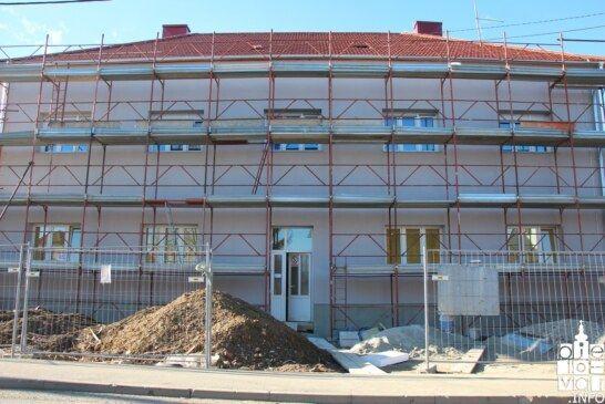 Pri kraju je energetska obnova Područne škole u Predavcu vrijedna 1,2 milijuna kuna,